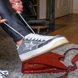 Zoom sur nos basket Carmen 🖤Optez pour le confort et le style de cette paire de baskets. 👟 49,90 € . . . . . . . . . . . #falbala #backtoschool #autumn #nouvellecollection #basket #tendance #chaussures #new #newcollection #sneakers #femme #musthave